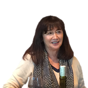 Wine Business Public Relations Specialist Regina Lutz