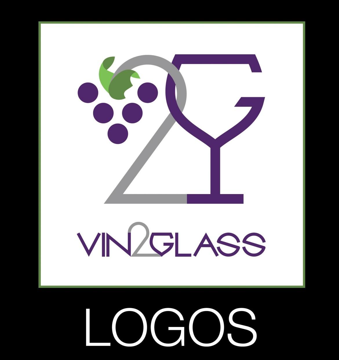 Vin2Glass logo