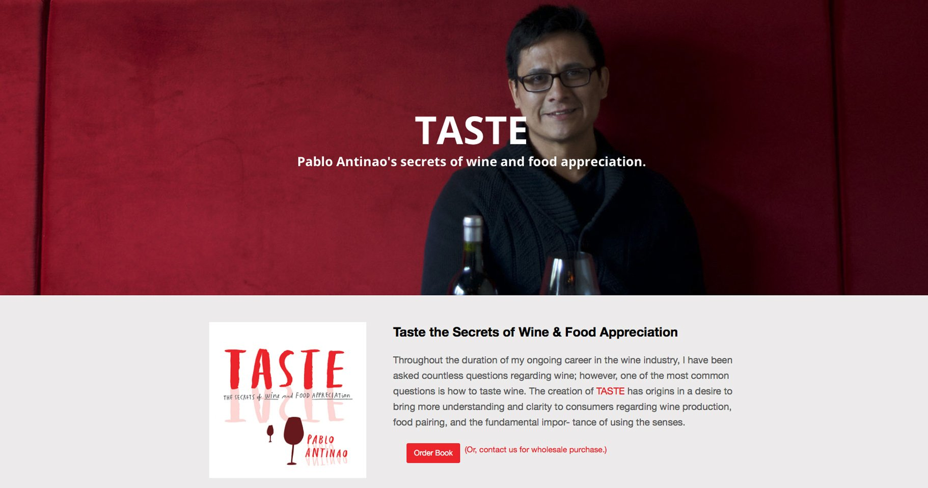Pablo-antinao-taste-book-site-design-digivino