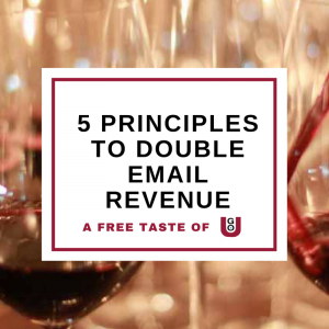 5 Principles To Double Email Revenue