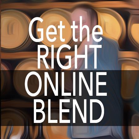 Get the Right Online Blend GO-U wine marketing workshop.