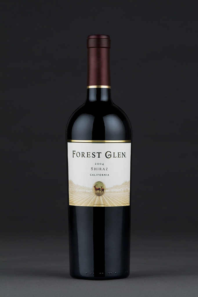 2004 Forest Glen Shiraz