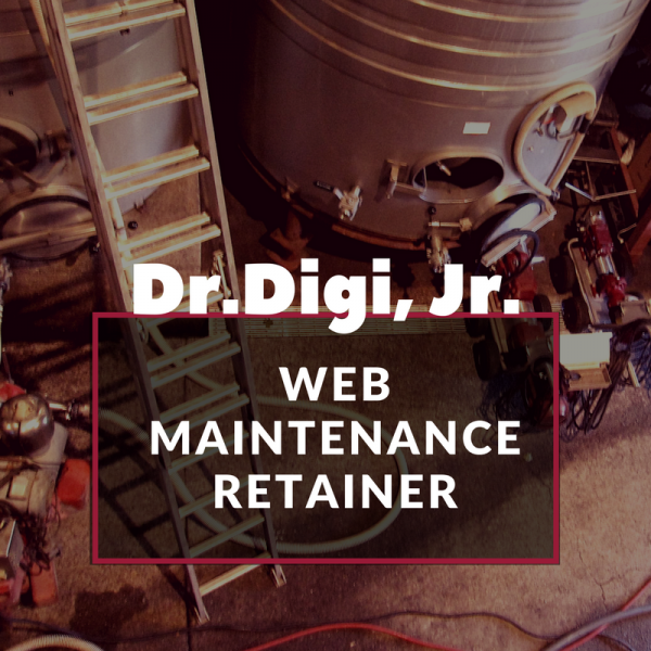 Web Maintenance Retainer