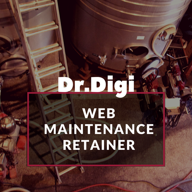 Web Maintenance Retainer
