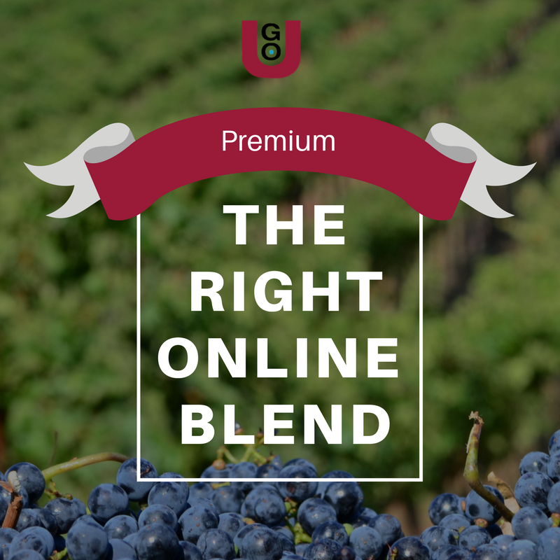 The Right Online Blend – PREMIUM