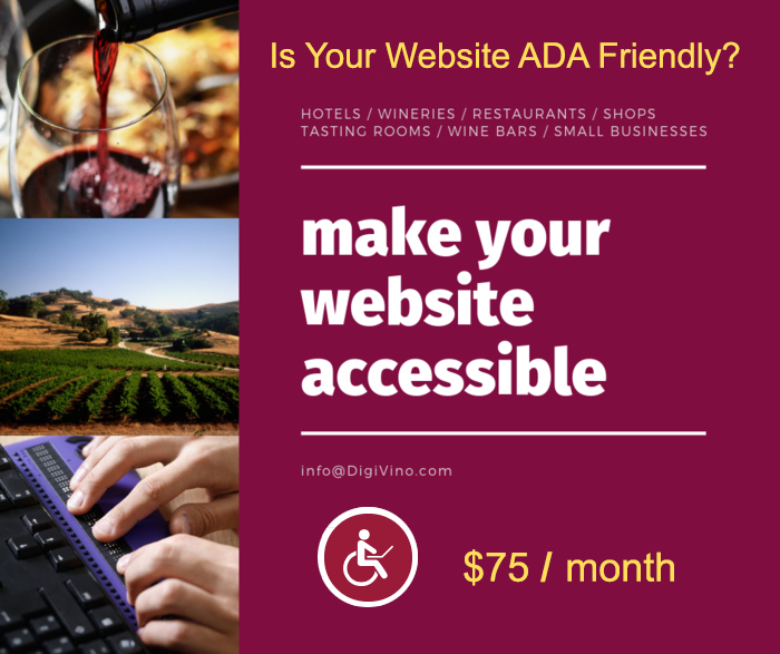 Small Business Ada Accessibility
