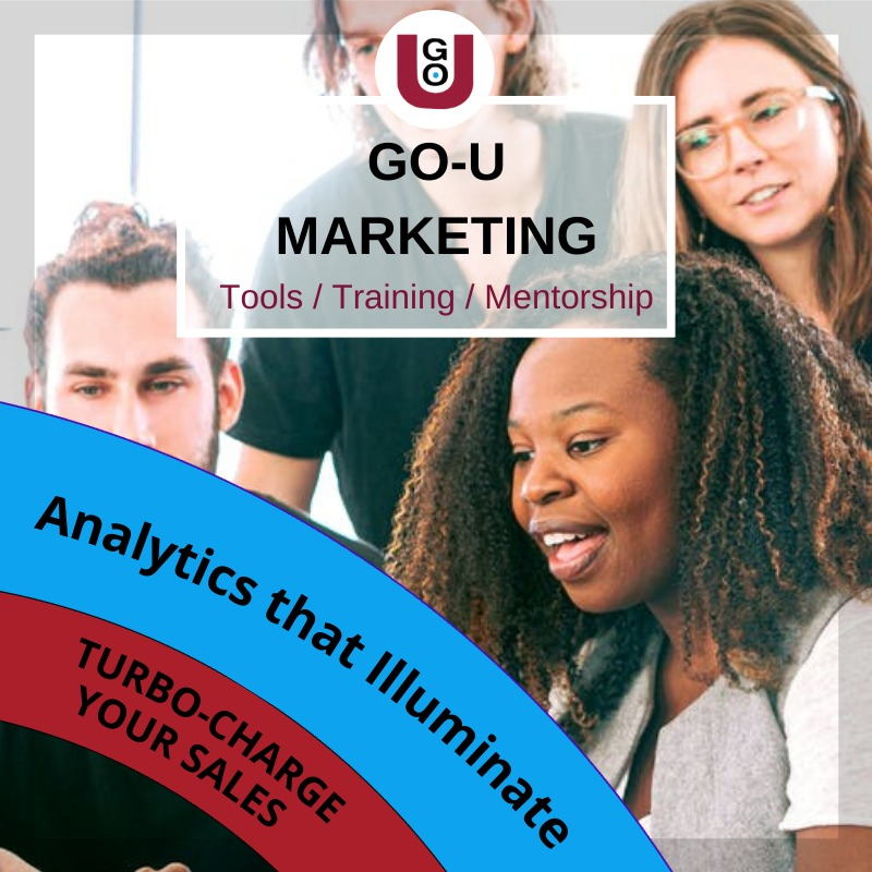 GO-U's Analytics That Illuminate The Path To Success
