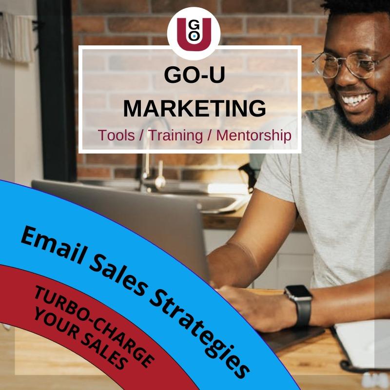GO-U's Email Sales Strategies