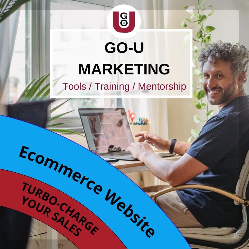 GO-U's Ecommerce Website Turbo Boost