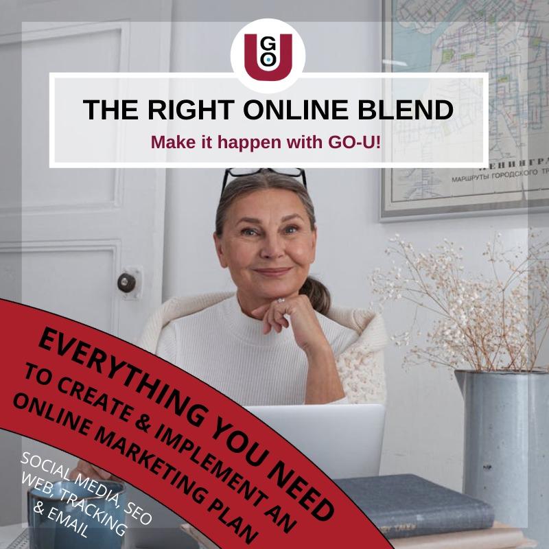 "GO-U Online Marketing ""Make It Happen"" Training"